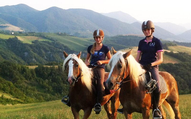 Montetermine-passeggiate-a-cavallo-emilia-romagna