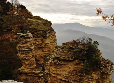 Trekking del Parco del Contrafforte Pliocenico