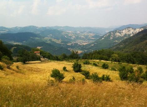 Trekking delle Croci di Monte Venere